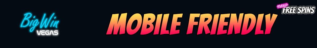 Big Win Vegas Casino-mobile-friendly