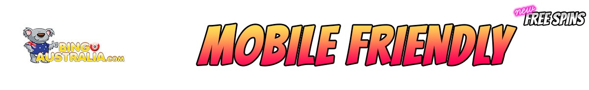 Bingo Australia-mobile-friendly