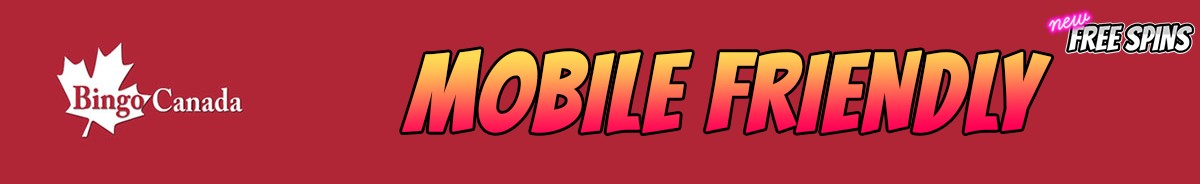 Bingo Canada-mobile-friendly