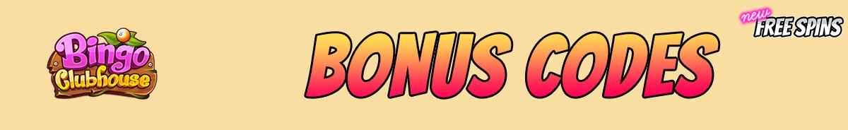 Bingo Clubhouse Casino-bonus-codes