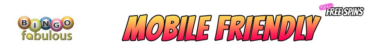 Bingo Fabulous Casino-mobile-friendly
