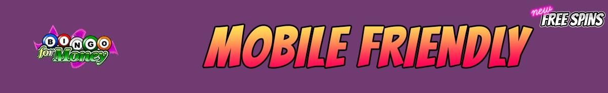 Bingo for Money Casino-mobile-friendly