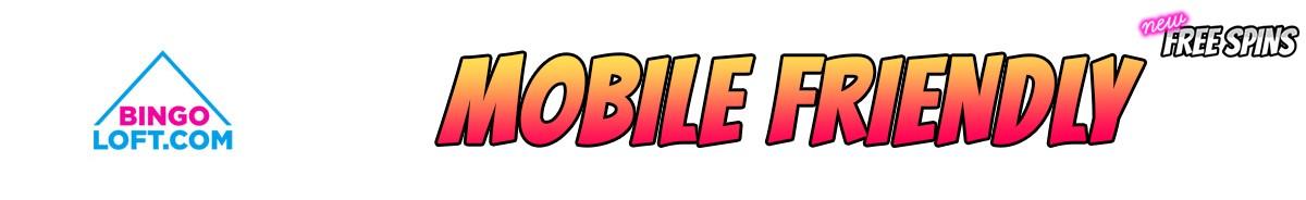 Bingo Loft Casino-mobile-friendly
