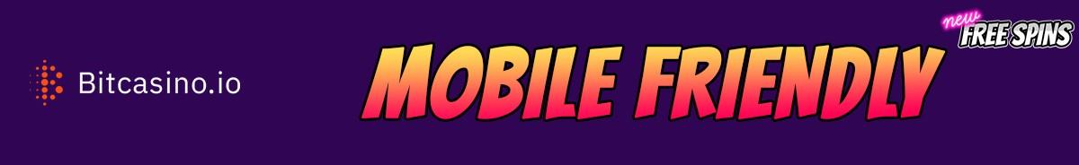 Bitcasino-mobile-friendly