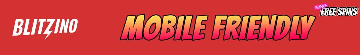 Blitzino Casino-mobile-friendly
