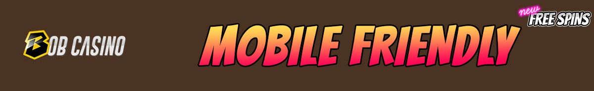 Bob Casino-mobile-friendly