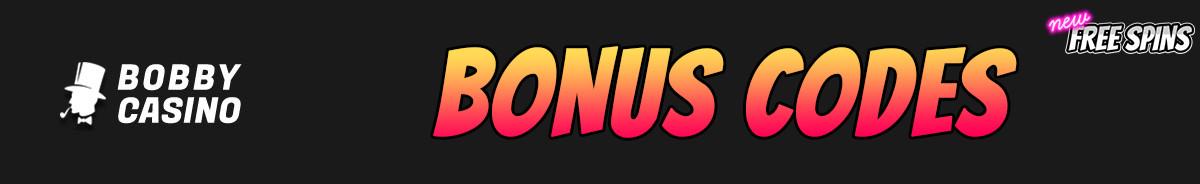 Bobby Casino-bonus-codes