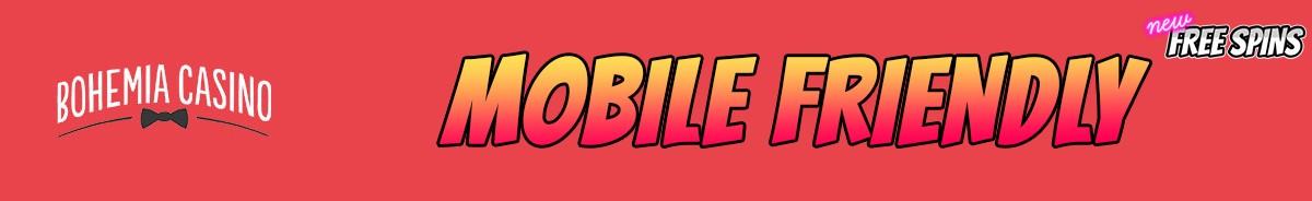 Bohemia Casino-mobile-friendly