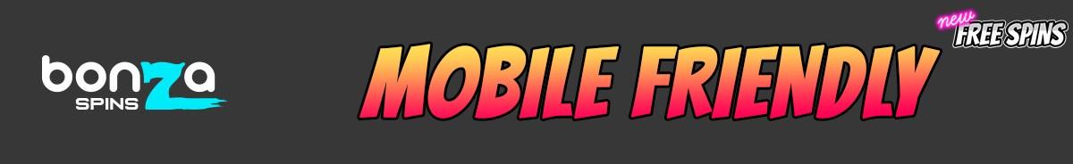 Bonza Spins Casino-mobile-friendly