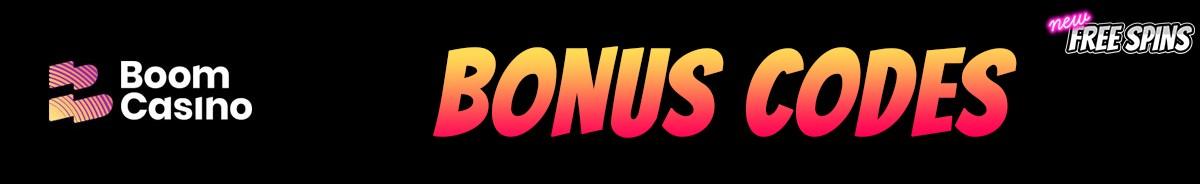 Boom Casino-bonus-codes