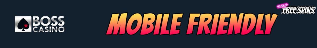 Boss Casino-mobile-friendly