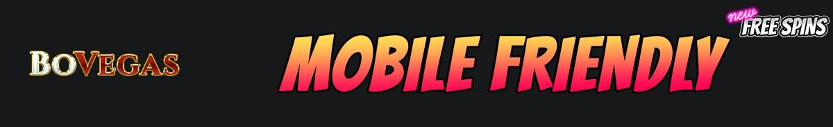 BoVegas Casino-mobile-friendly