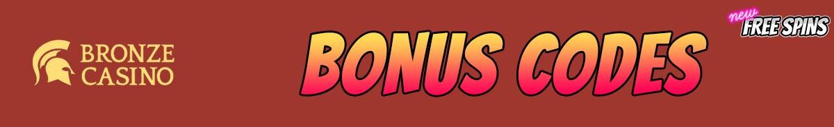 Bronze Casino-bonus-codes