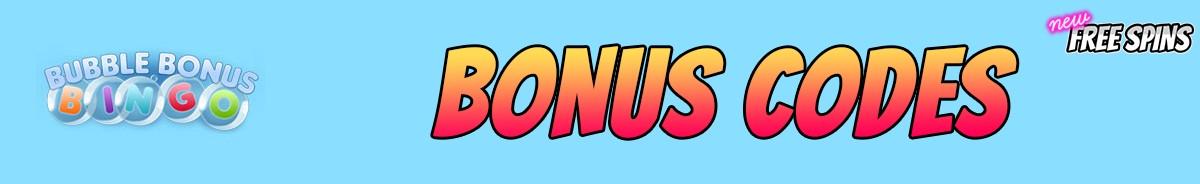 Bubble Bonus Bingo Casino-bonus-codes