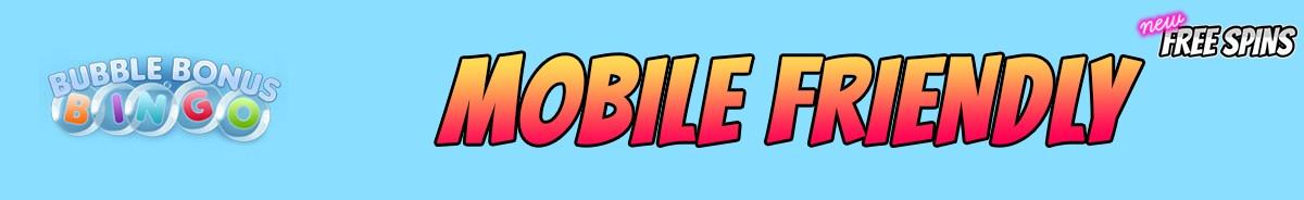 Bubble Bonus Bingo Casino-mobile-friendly