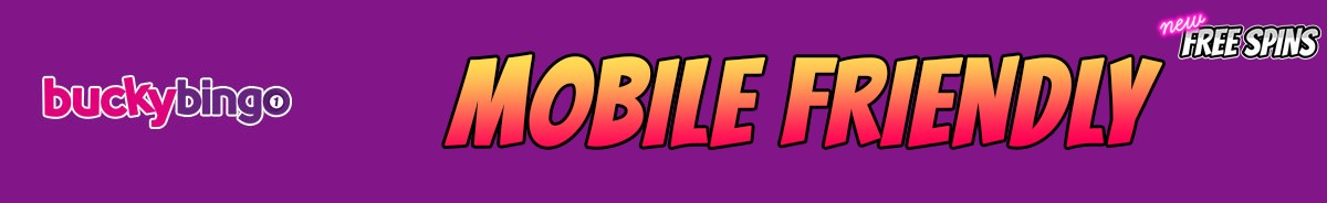 Bucky Bingo Casino-mobile-friendly