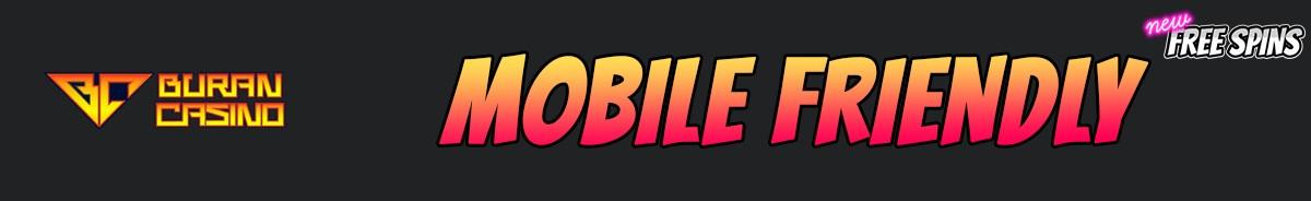 Buran Casino-mobile-friendly