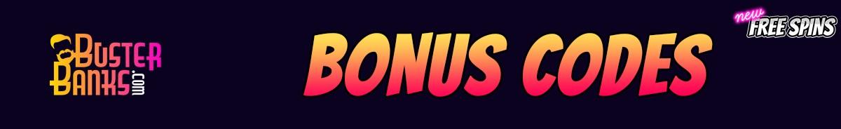 BusterBanks-bonus-codes