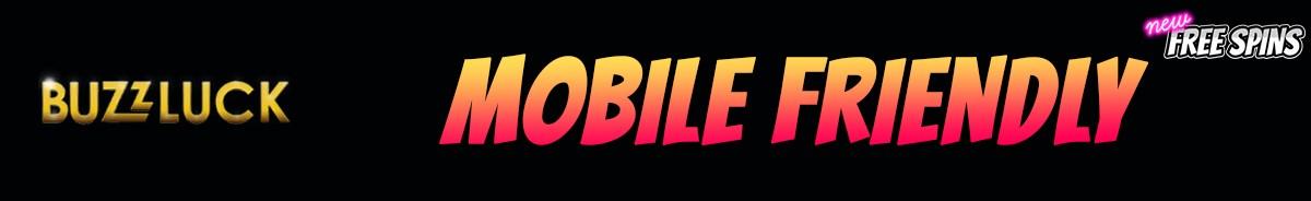 Buzzluck Casino-mobile-friendly