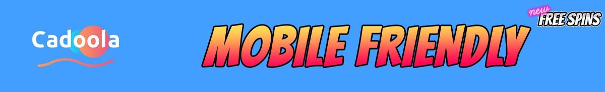 Cadoola Casino-mobile-friendly