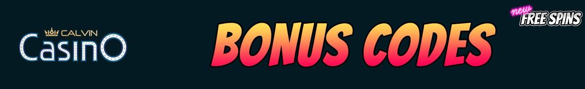 Calvin Casino-bonus-codes