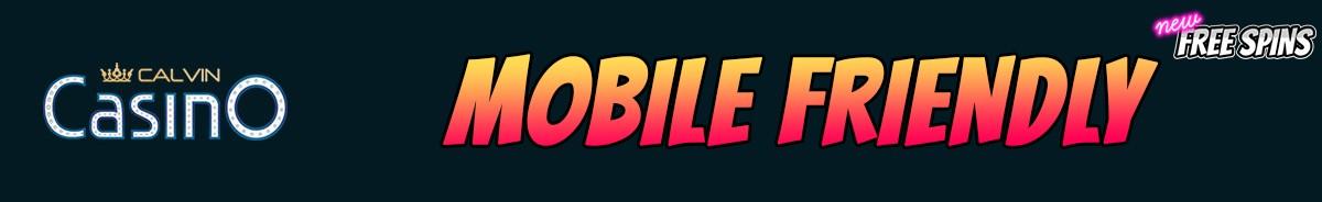 Calvin Casino-mobile-friendly