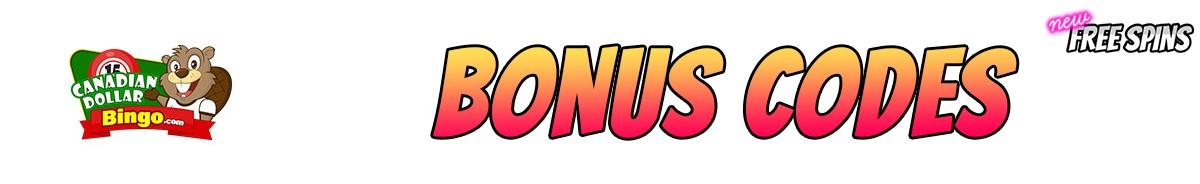 Canadian Dollar Bingo-bonus-codes
