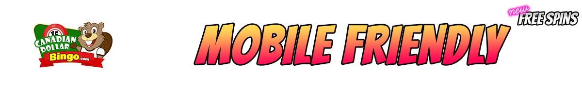 Canadian Dollar Bingo-mobile-friendly