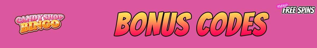 Candy Shop Bingo Casino-bonus-codes