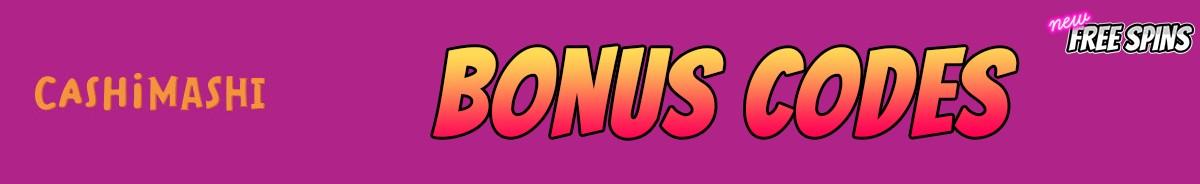 CashiMashi-bonus-codes