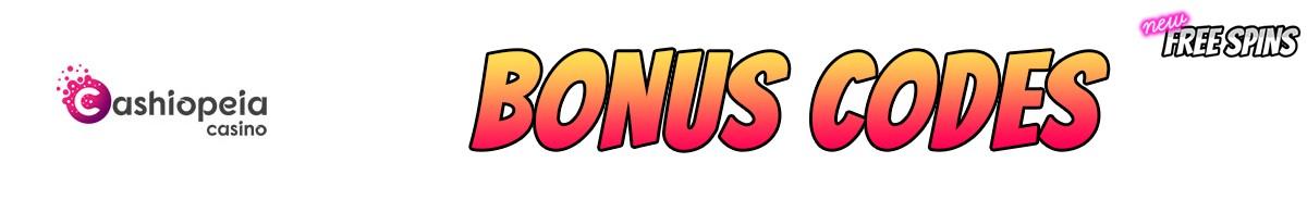 Cashiopeia-bonus-codes