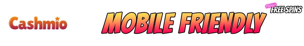 Cashmio Casino-mobile-friendly