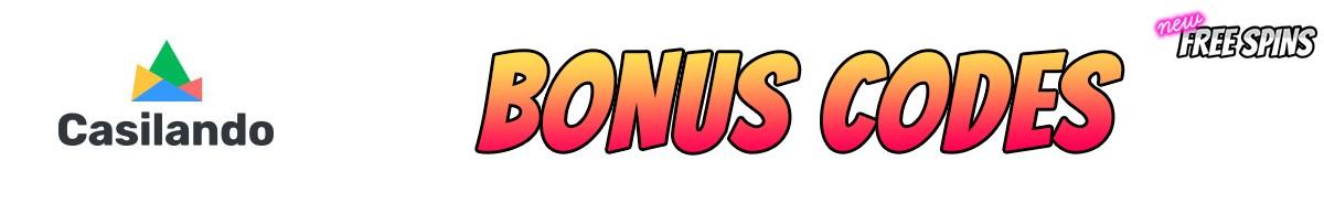 Casilando Casino-bonus-codes