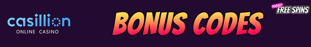 Casillion Casino-bonus-codes