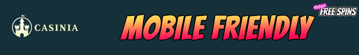 Casinia Casino-mobile-friendly