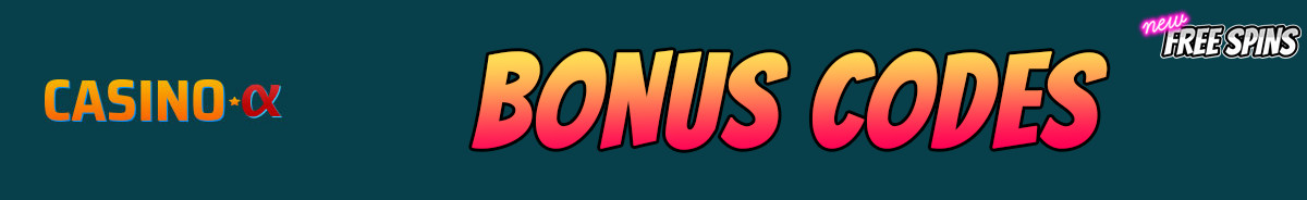 Casino Alpha-bonus-codes