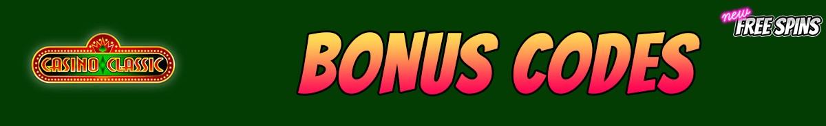 Casino Classic-bonus-codes