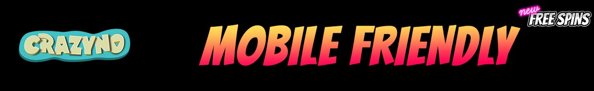 Casino Crazyno-mobile-friendly