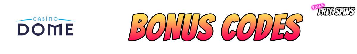 Casino Dome-bonus-codes
