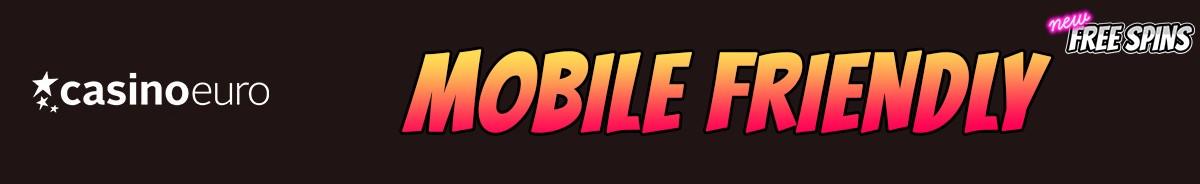 Casino Euro-mobile-friendly