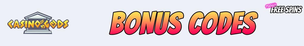 Casino Gods-bonus-codes