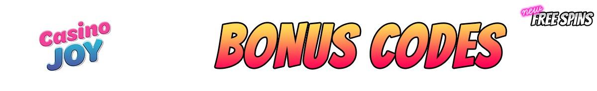 Casino Joy-bonus-codes