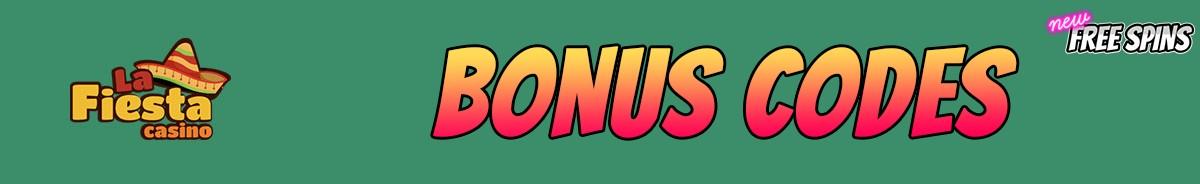 Casino La Fiesta-bonus-codes