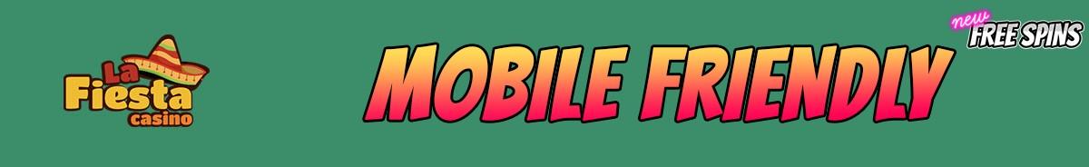 Casino La Fiesta-mobile-friendly