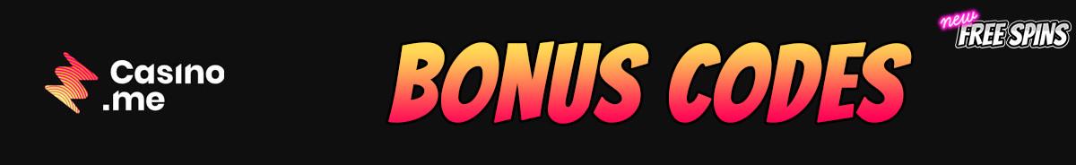 Casino me-bonus-codes