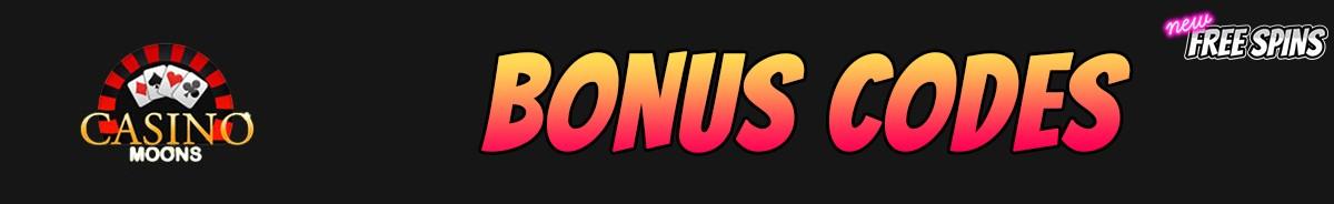 Casino Moons-bonus-codes