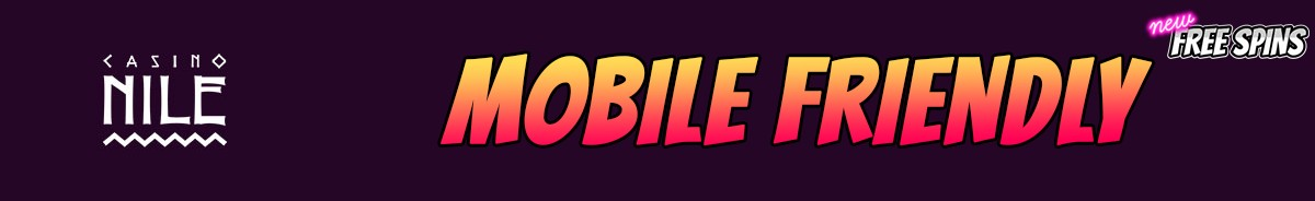 Casino Nile-mobile-friendly