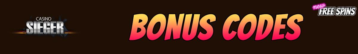 Casino Sieger-bonus-codes