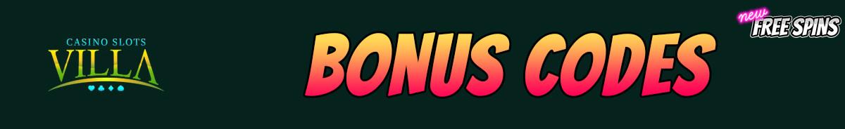 Casino Slots Villa-bonus-codes