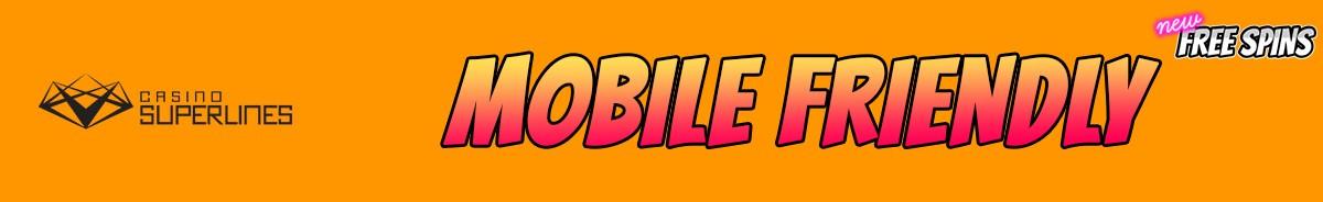 Casino Superlines-mobile-friendly